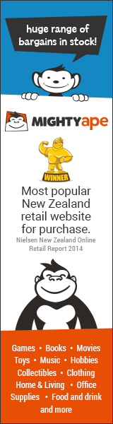MightyApe - New Zealand's Best Online Shopping Site